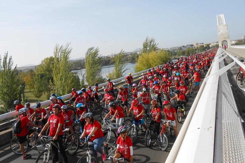 Día Escolar de la Bicicleta