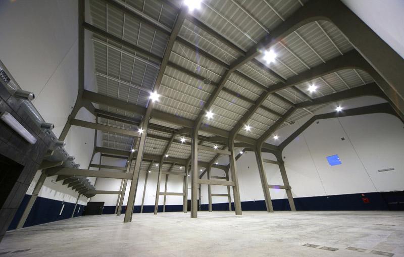 Pabellón Interior