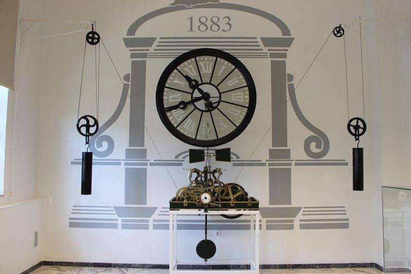 Antiguo Reloj del Ayuntamiento