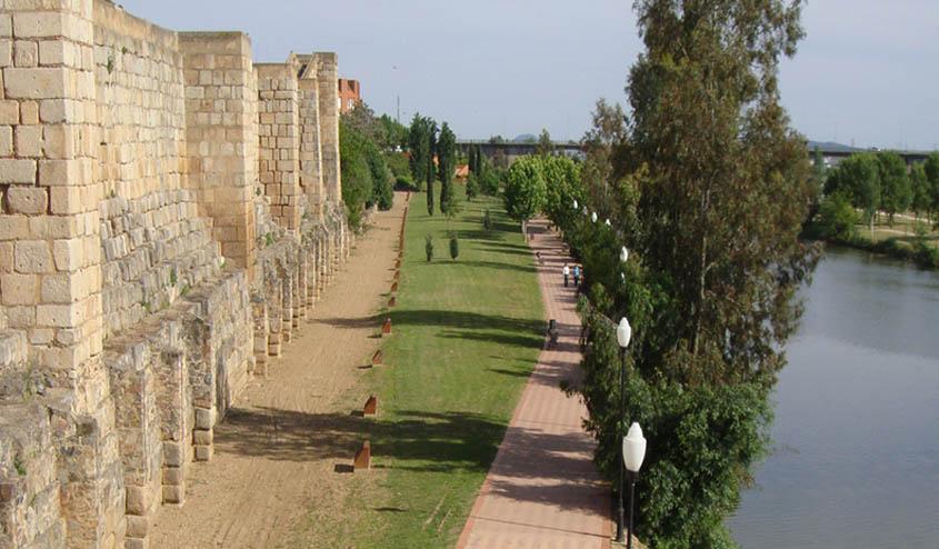 Jardín del Alcazaba