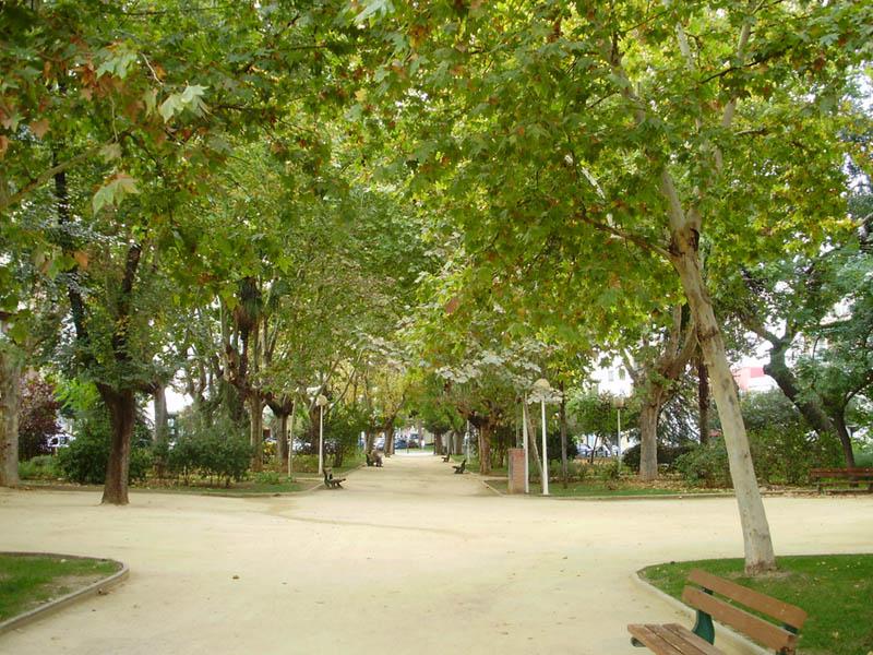Parque López de Ayala