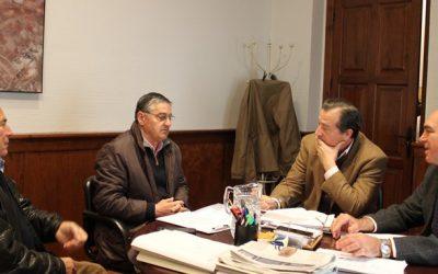 El alcalde comienza una ronda de entrevistas con las asociaciones de la ciudad