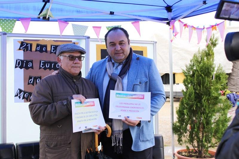 El Ayuntamiento celebra hoy el Día Europeo de la Mediación
