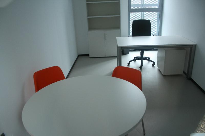 Interior oficina semillero