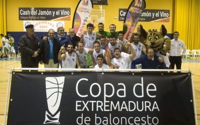 El U.B. Almendralejo se impone en la final de la Copa de Extremadura
