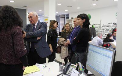 El PAE tramita la creación de 262 nuevas empresas en Mérida