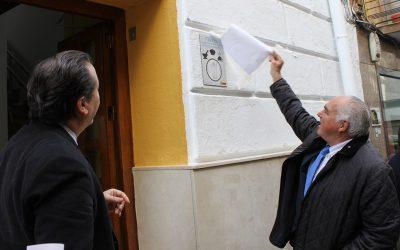 """El alcalde asiste a la apertura de la Oficina """"Mérida Capital Gastronómica Iberoamericana 2016"""""""