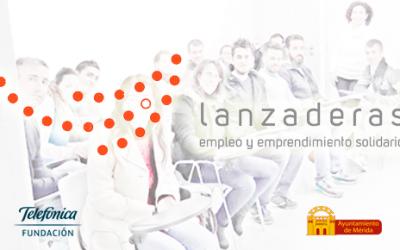 Los jóvenes de la Lanzadera de Mérida congregan  al empresariado emeritense en una jornada de análisis sobre las oportunidades del mercado laboral