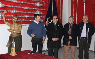 El ayuntamiento sufragará la restauración de cinco imágenes de la Hermandad del Calvario