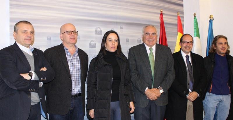 El Ayuntamiento firma convenios de colaboración con cinco clubes deportivos de la ciudad