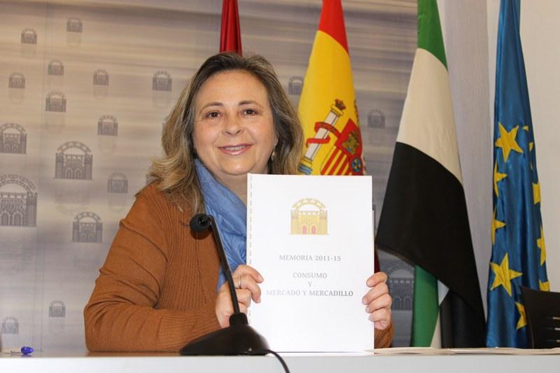 Ana Blanco, delegada