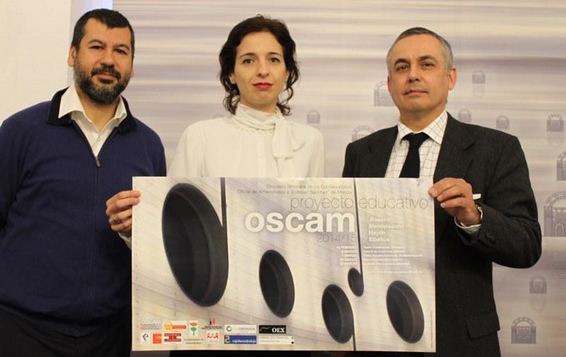La OSCAM ofrecerá mañana un concierto en Mérida