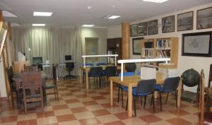Sala de Archivo Histórico