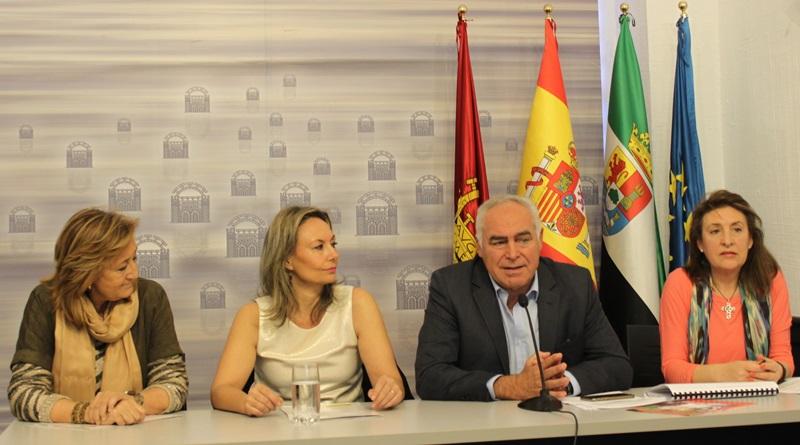 """IMEX y Ayuntamiento ponen en marcha el """"Primer Plan de Conciliación Ciudad de Mérida"""""""
