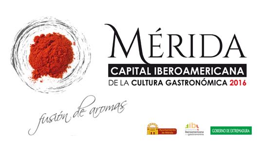 Capital Iberoamericana Gastronomía 2016