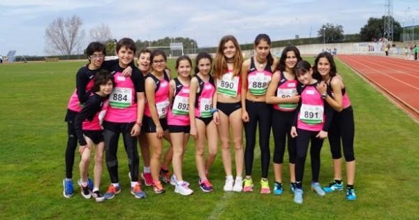 Ayuntamiento De Mérida El Club De Atletismo Diocles Consigue Tres Mínimas Para El Campeonato De España