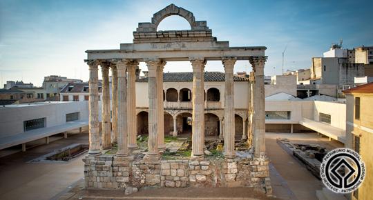 Mérida, Patrimonio de la Humanidad