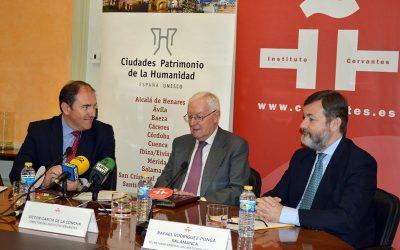 El instituto Cervantes colaborará en la difusión cultural de Mérida