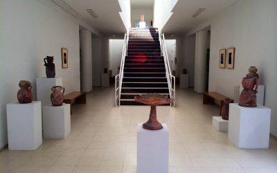 """Lorenzo Pérez Vinagre inaugura este viernes la exposición """"Arqueología del Presente"""" en la Escuela de Arte y Superior de Diseño en Mérida"""