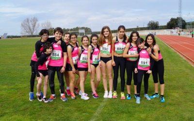 El club de atletismo Diocles consigue tres mínimas para el Campeonato de España
