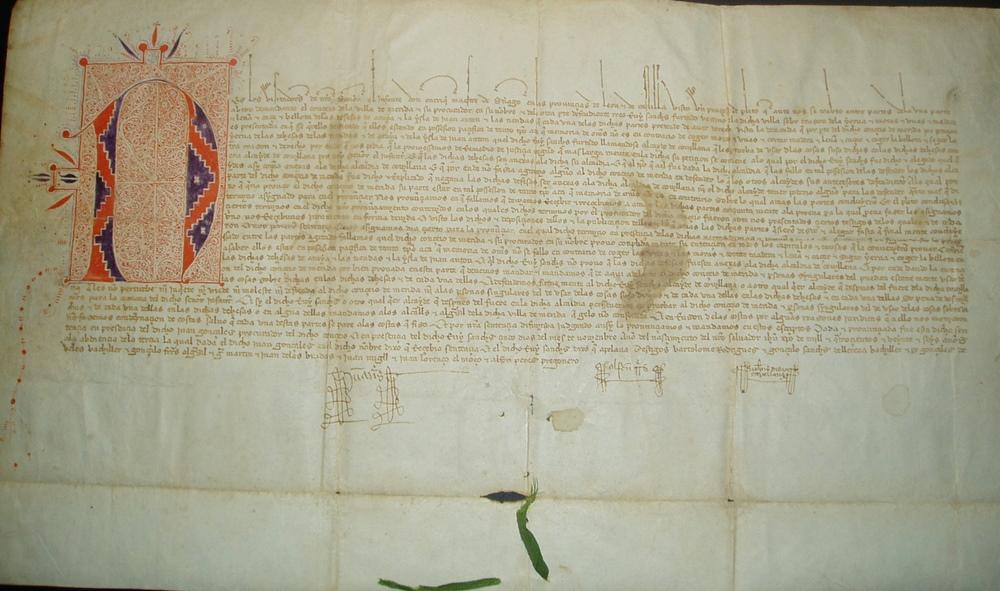 Sentencia de Visitadores Generales (1426)