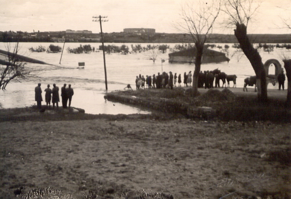 Crecida Río Guadiana (1947)