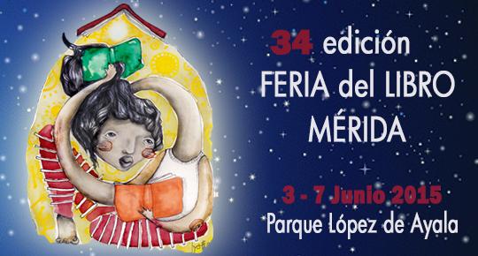 34 edición Feria del Libro de Mérida