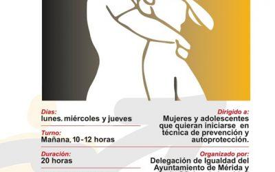 Igualdad inicia el lunes un curso de defensa personal femenina