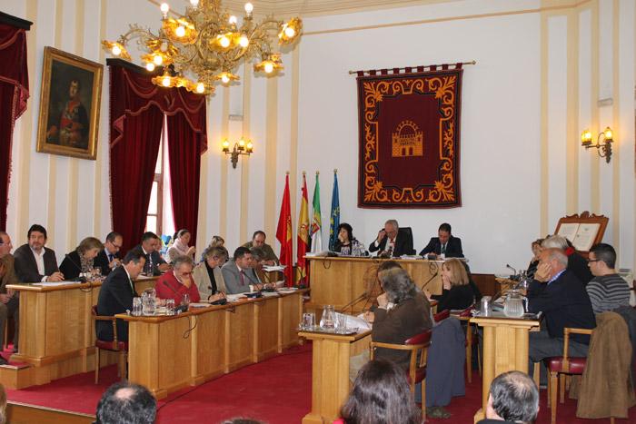 El Pleno extraordinario de constitución de la nueva Corporación Municipal se celebrará en el centro cultural Alcazaba