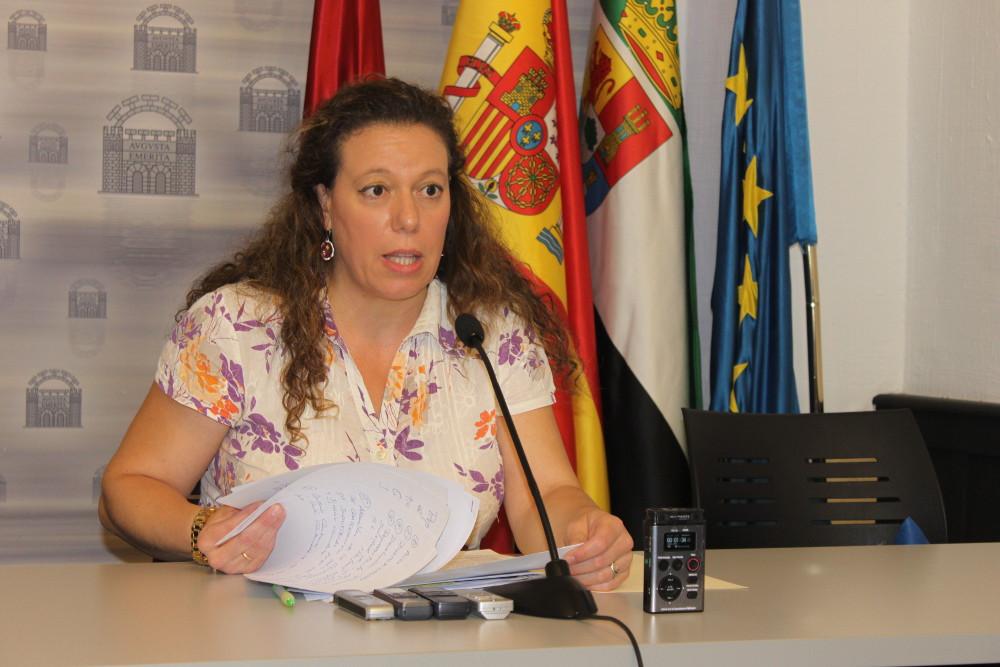 Carmen Yáñez informa hoy de los acuerdos de Junta de Gobierno.