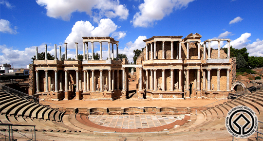 Mérida, Patrimonio Mundial