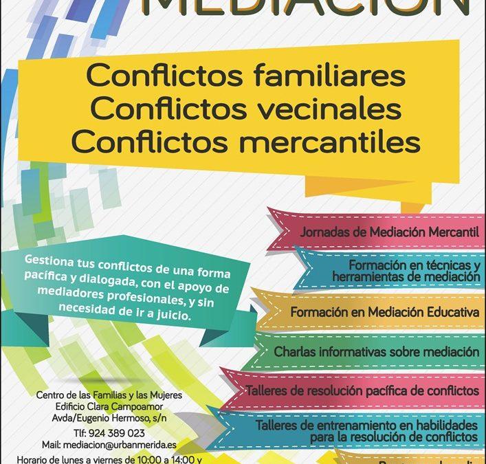 Curso de mediación para docentes