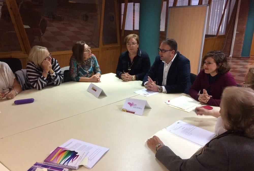 Primera reunión del Consejo Sectorial de las Mujeres