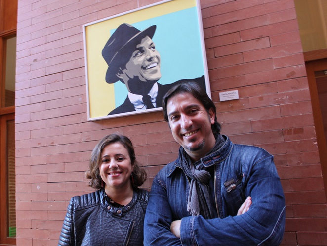 Domingo Vera y Ana Aragoneses
