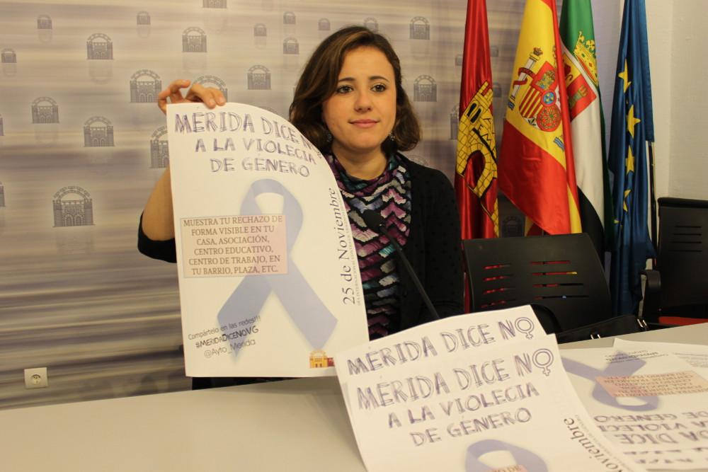 Igualdad presenta el programa de actividades con motivo del Día Internacional contra la Violencia de Género
