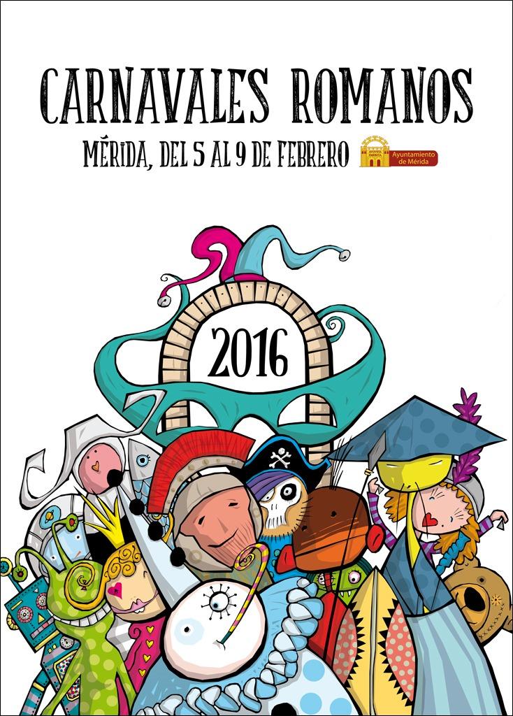 carnavales-romanos-cartel