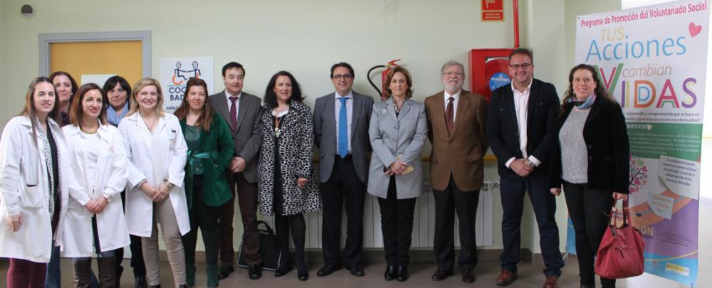 El centro de referencia de Mérida celebra el Día mundial del parkinson