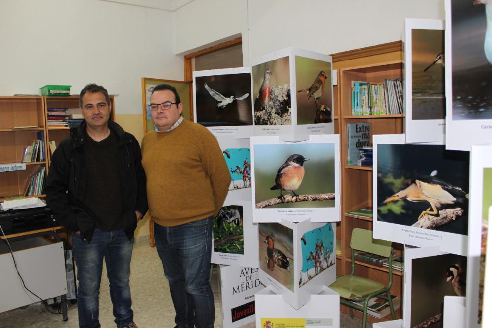 Alumnos de primaria de cuatro centros de la ciudad participan en el proyecto 'Pequeños Naturalistas'