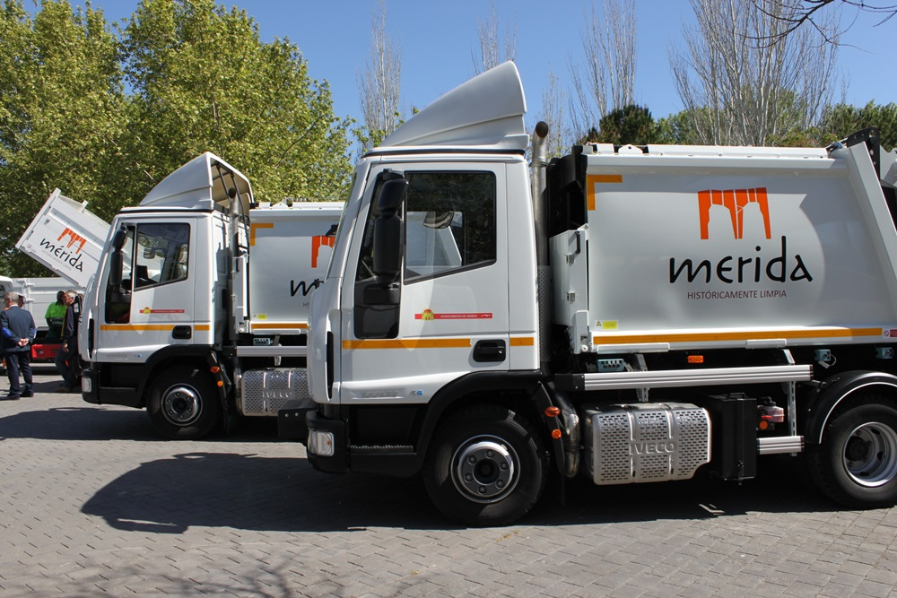 La recogida de residuos sólidos se adelanta a las 17.30 horas desde el 29 de agosto al 3 de septiembre