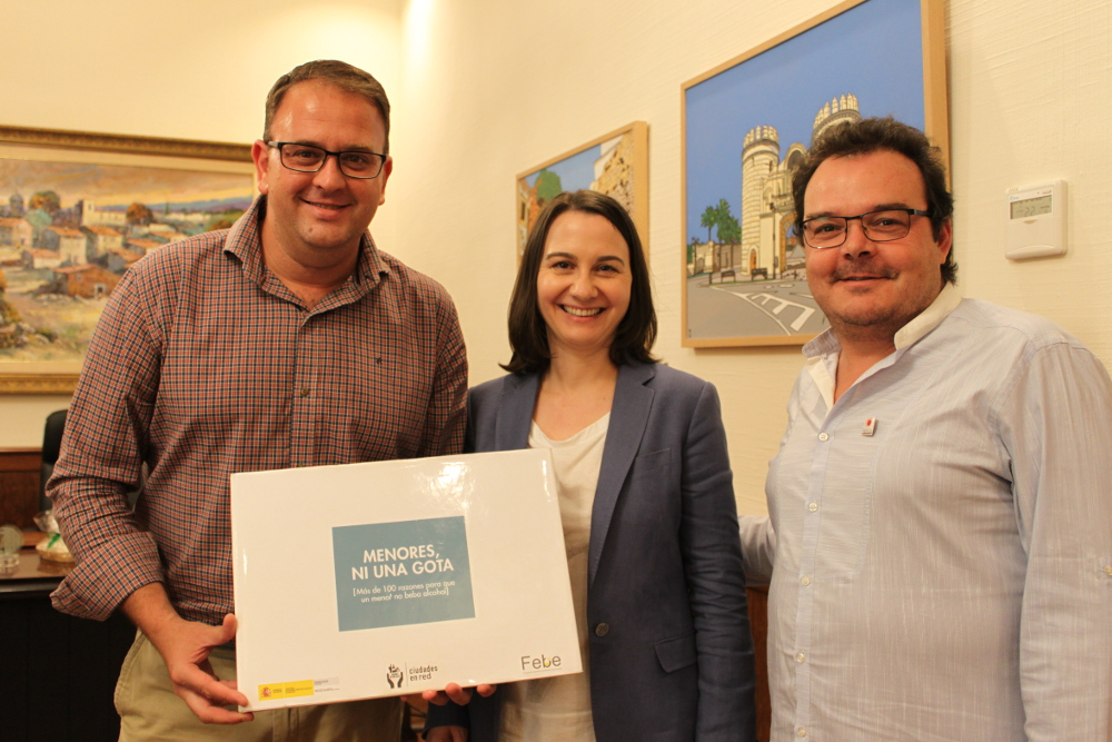 El Ayuntamiento se adhiere a la red de ciudades para la prevención del consumo de alcohol por menores
