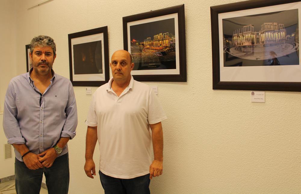 Muestra fotográfica de la asociación Emérita Augusta