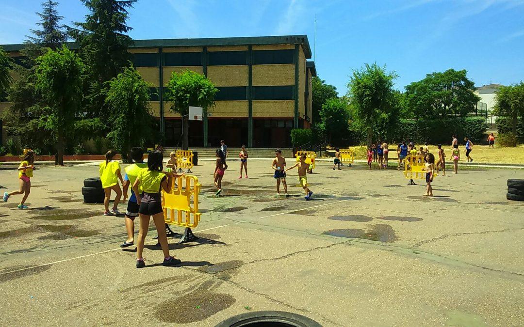 Aún quedan plazas para los Campamentos Urbanos de Proserpina y del colegio Maximiliano Macías