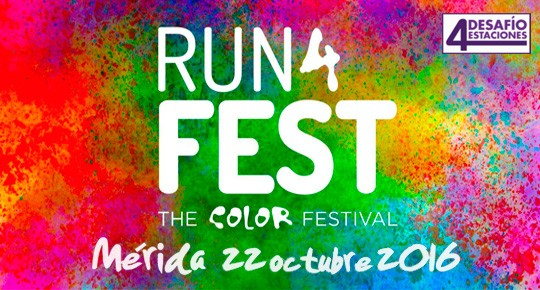 Run 4 Fest, The Color Festival