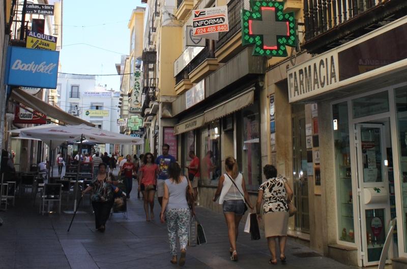 Mañana entra en servicio el servicio de microclima en la Calle Santa Eulalia y aledañas