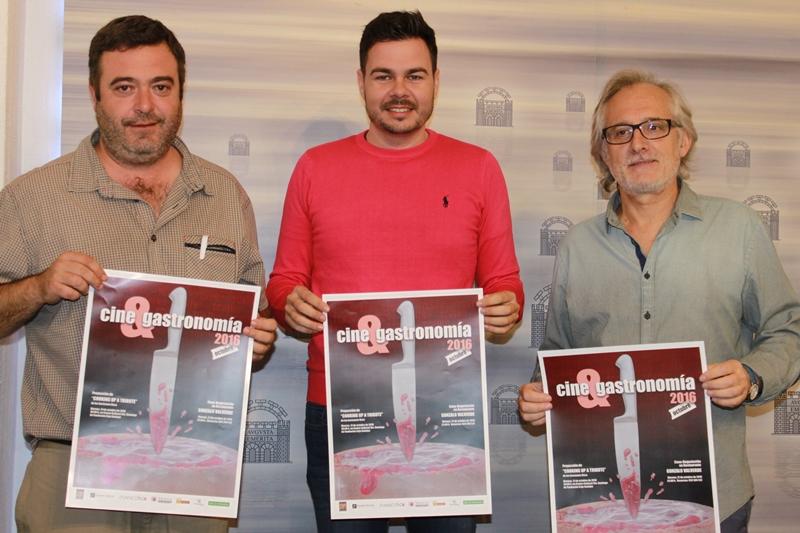 Un documental de los hermanos Roca y una cena en Gonzalo Valverde para conmemorar la Capitalidad