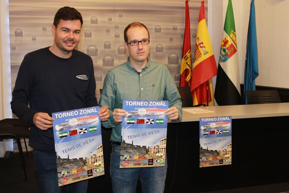 El Campeonato de España de Tenis de Mesa congregará a doscientos noventa participantes