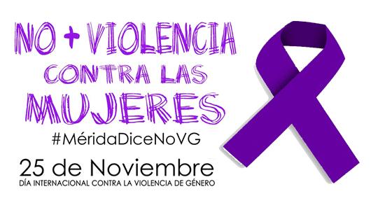 25N Día Mundial contra Violencia de Género