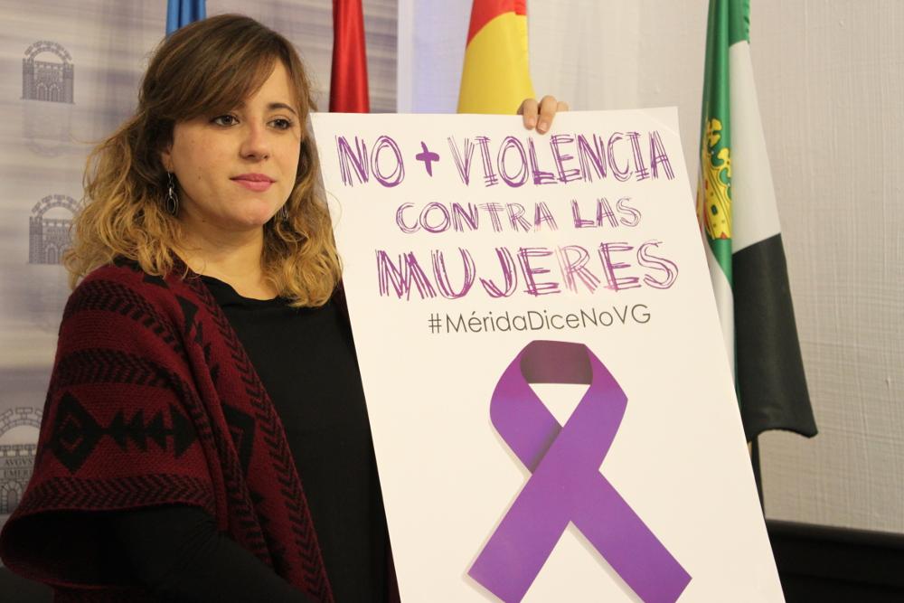Mérida sigue diciendo «no» a la violencia contra las mujeres