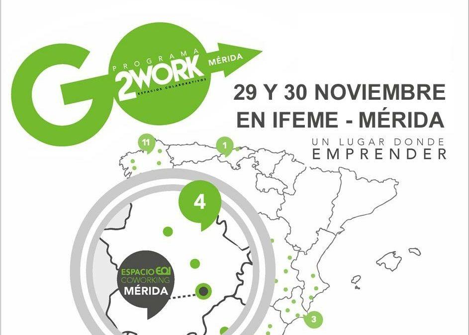 Varios proyectos de emprendedores del Espacio Coworking se presentarán en IFEME