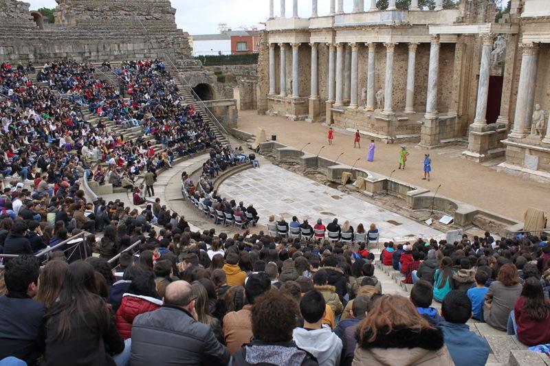 Concurso Nacional Teatro Grecolatino